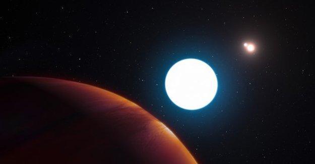 3 yıldızlı gezegen keşfedildi