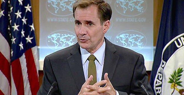 ABD Dışişleri'nden Türkiye'ye tepki: Yumruğumu masaya vursam değişecek mi?