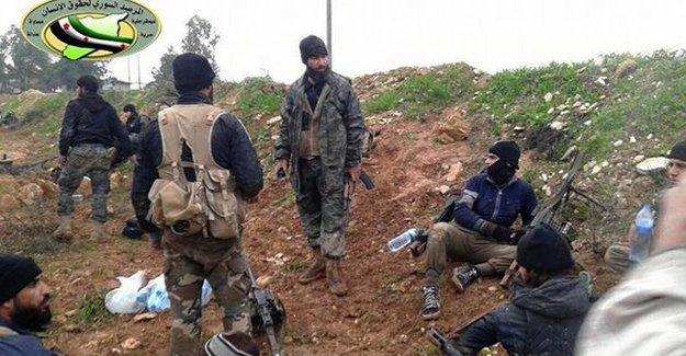 Af Örgütü: Suriyeli muhalifler savaş suçu işliyor