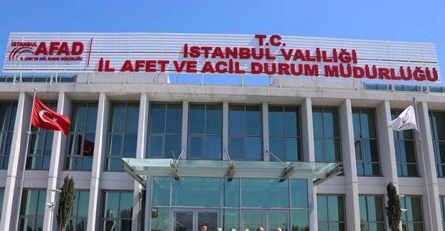 AFAD İstanbul İl Müdürü görevden alındı