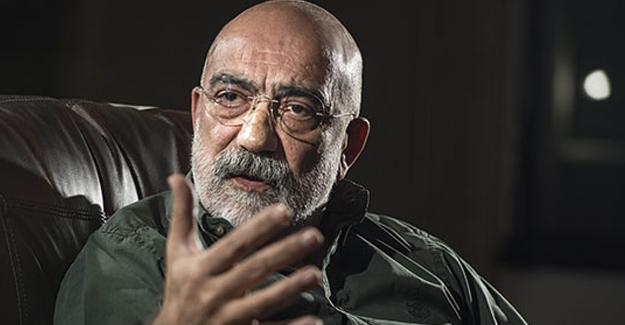 Ahmet Altan: Kürtleri öldürdüğünde Türklerden ses çıkmıyor