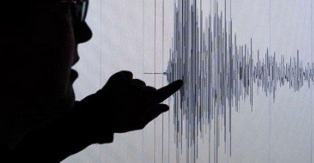 Akdeniz açıklarında 4.2 büyüklüğünde deprem