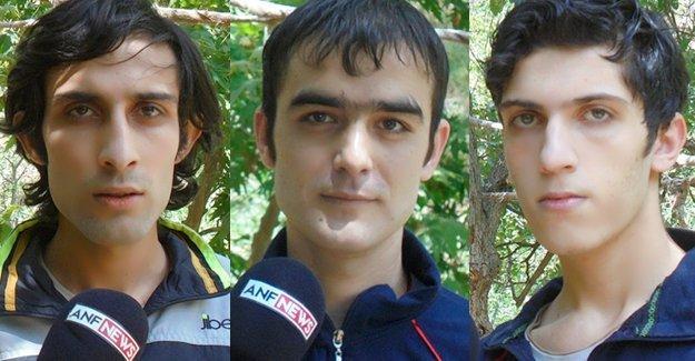 ANF, PKK'nin elindeki askerlerin mesajlarını yayınladı