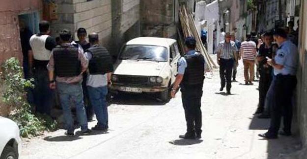 Antep'te 1 polis silahlı saldırıya uğradı