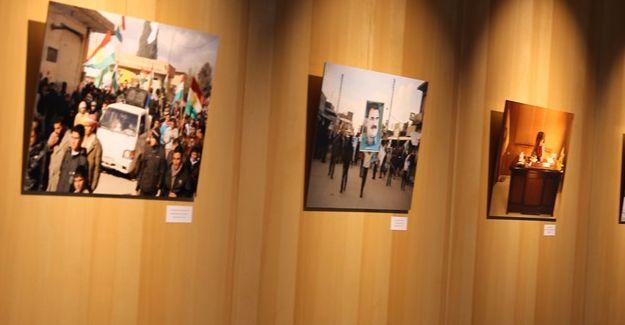Avrupa Parlamentosu'nda Rojava sergisi; Cumhurbaşkanlığı'ndan tepki