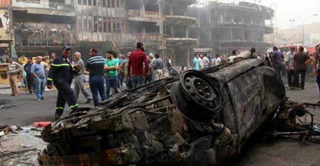 Bağdat'ta yine intihar saldırısı: Ölü ve yaralılar var