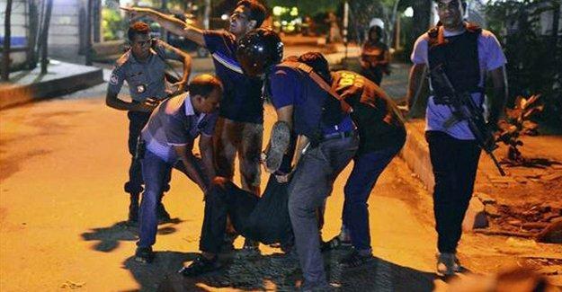 Bangladeş'te IŞİD'in baskın düzenlediği kafeye operasyon: 13 rehine kurtarıldı