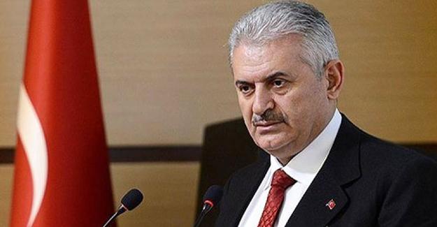 Başbakan Yıldırım'dan 'yeni anayasa' açıklaması