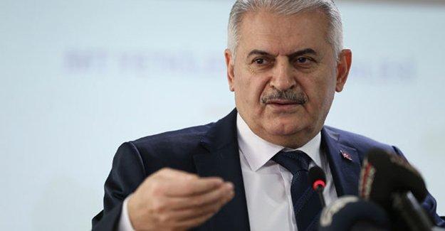 Başbakan Yıldırım'dan havalimanı saldırısına ilişkin açıklama