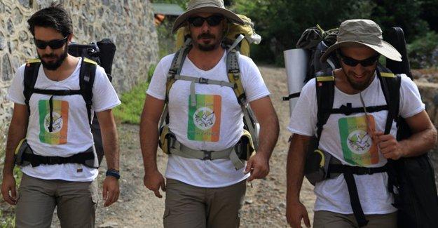 Beykoz'dan Şemdinli'ye barış yürüyüşünü OHAL erteletti