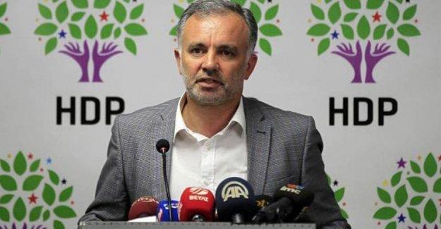 HDP'li Ayhan Bilgen: AKP dokunulmazlıkları tehdit ve şantaja çevirdi