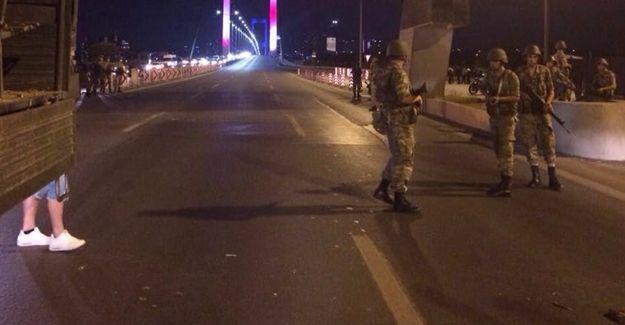 Boğaziçi Köprüsü ve FSM trafiğe kapatıldı