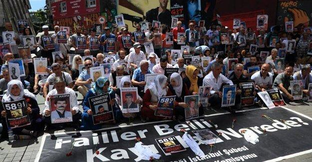 Cumartesi Anneleri Hurşit Külter ile Ayten Öztürk'ün akıbetini sordu
