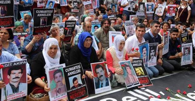 Cumartesi Anneleri: Ne darbe ne OHAL, demokratik bir Türkiye