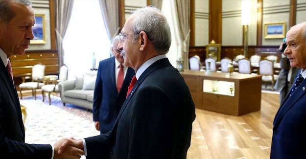 Cumhurbaşkanı Erdoğan'dan Kılıçdaroğlu ve Bahçeli'ye dava jesti