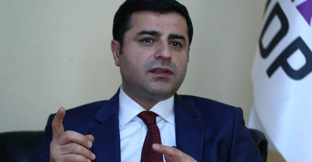 Demirtaş: Darbeciler AKP içerisinden destek almış olabilir