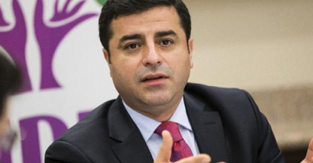 Demirtaş'tan Erdoğan'a: HDP'nin siyasetten dışlanma girişimi çiğliktir, akılsızlıktır