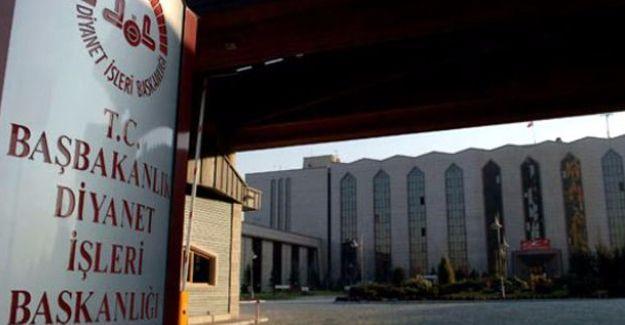 Diyanet'te 492 personel görevden uzaklaştırıldı