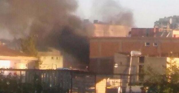 Diyarbakır'da polis baskınında çatışma