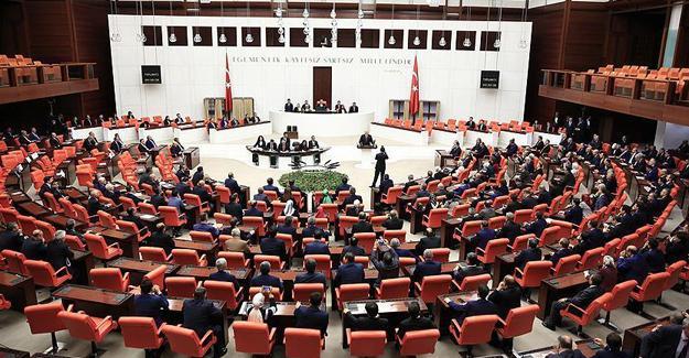 TBMM'de 4 siyasi parti ortak deklarasyon yayınladı