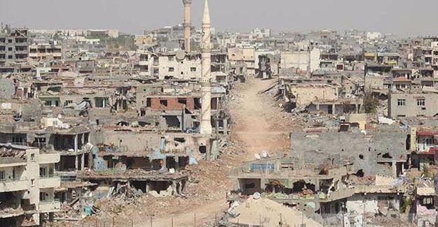DTK'dan Nusaybin'in yeniden inşası için çağrı