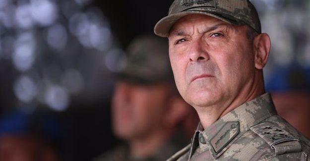 EDOK Komutanı Metin İyidil ve Albay Muharrem Köse tutuklandı