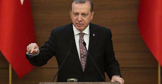 Erdoğan'dan 'Fransa' açıklaması