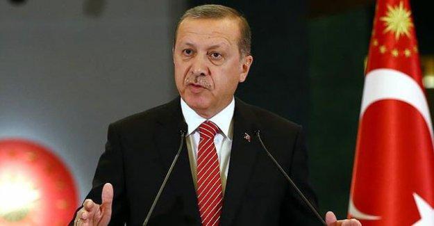 Erdoğan: ABD'yi de ele geçirecekler