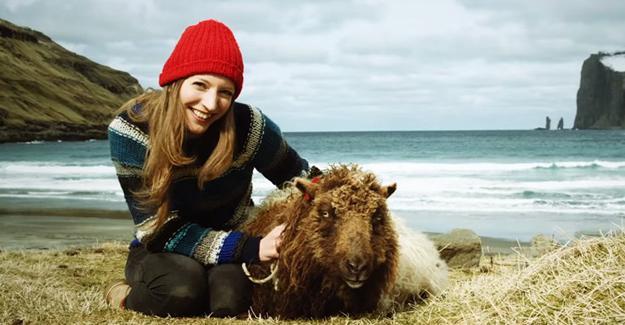 Faroe Adaları'nı Google'den önce koyunlarla haritaladı