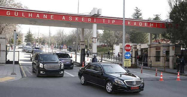 GATA ve asker hastaneleri Sağlık Bakanlığına devredildi