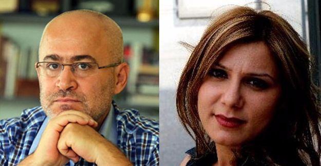 Gazeteci Hürtaş ve Cengiz gözaltına alındı