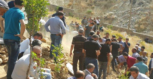 Hapishanede şüpheli intihar: DBP yöneticisi toprağa verildi