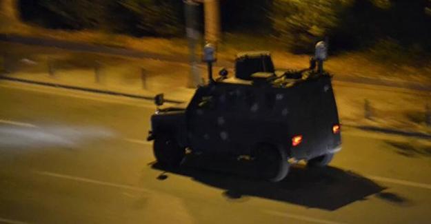 Harbiye Orduevi ve TRT Radyo binası polisin kontrolünde