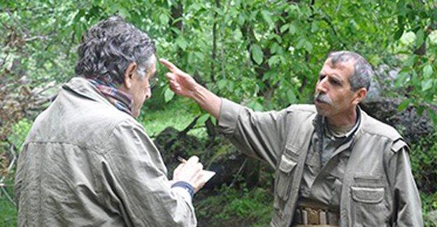 Hasan Cemal Bahoz Erdal'la görüşmesini yazdı