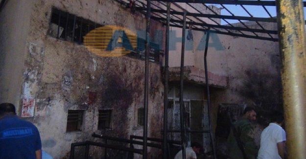 Haseke'de bombalı saldırı: Yaşamını yitiren siviller var