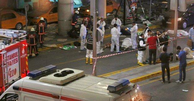 Havalimanı saldırısında 13 kişi tutuklandı