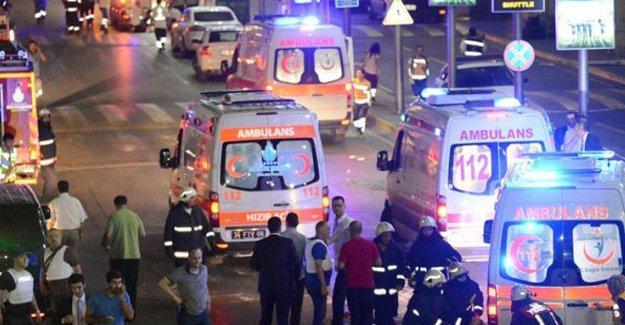 Havalimanı saldırısındaki tutuklu sayısı 30'a yükseldi
