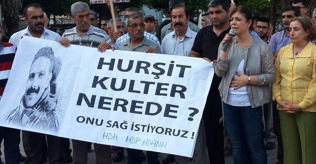 HDP'li Beştaş: Hurşit Külter'i derhal ortaya çıkarın