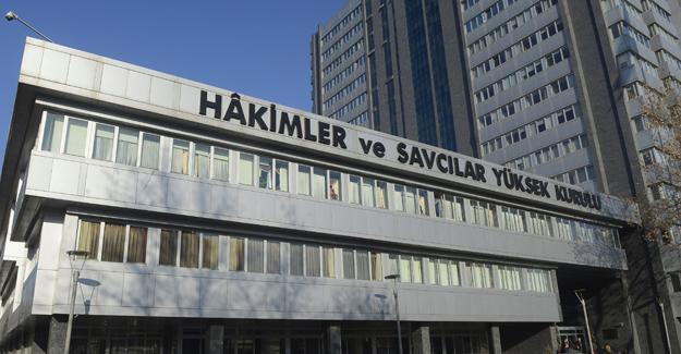 HSYK Üyesi Kerim Tosun ile 17 hakim ve savcı tutuklandı