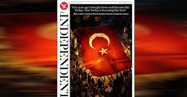 Independent: Türkiye Suriye gibi oluyor