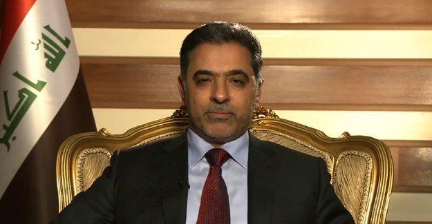Irak İçişleri Bakanı'nın istifası kabul edildi
