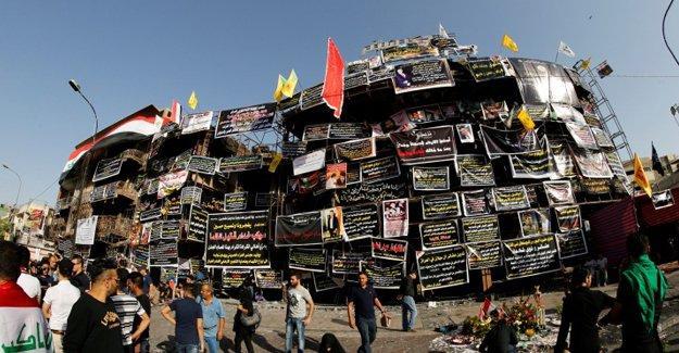 Irak'taki saldırıda ölü sayısı 292'ye ulaştı