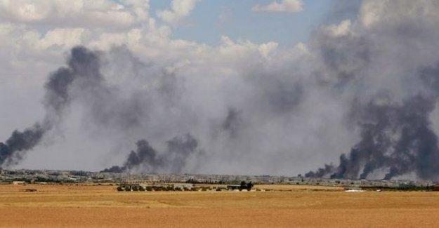 IŞİD,  kuşatılan Minbiç'e 3 koldan saldırdı