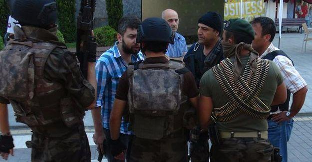 İstanbul'da polis, polise ateş açtı