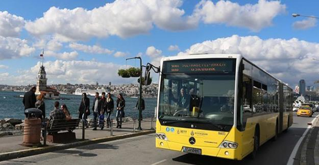 İstanbul'da toplu taşıma 7 Ağustos'ta ücretsiz