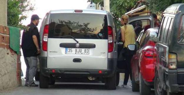 İzmir'de ev baskınları: 11 gözaltı