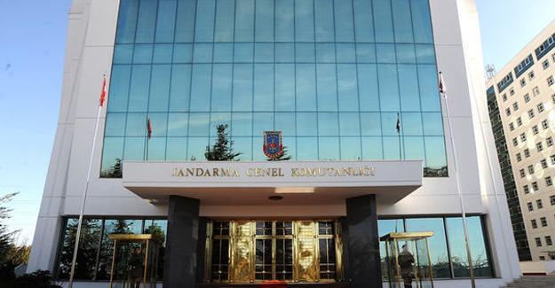 Jandarma Genel Komutanlığı'nda terfiler açıklandı