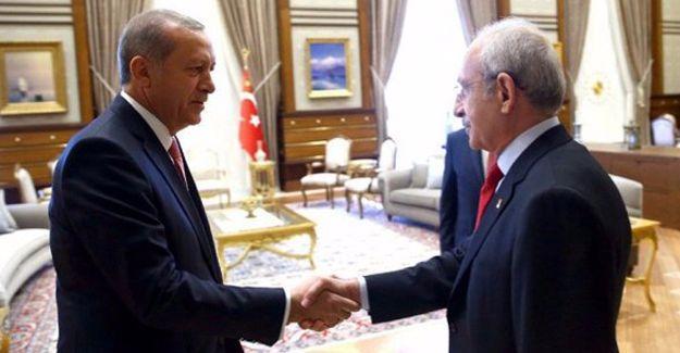 Kılıçdaroğlu'ndan Saray'daki 'zirve' sonrası ilk açıklama