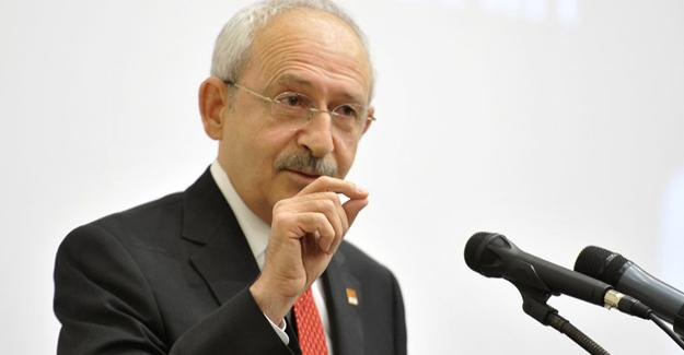 Kılıçdaroğlu'ndan Başbakan'a: Beştepe'ye HDP de davet edilmeliydi