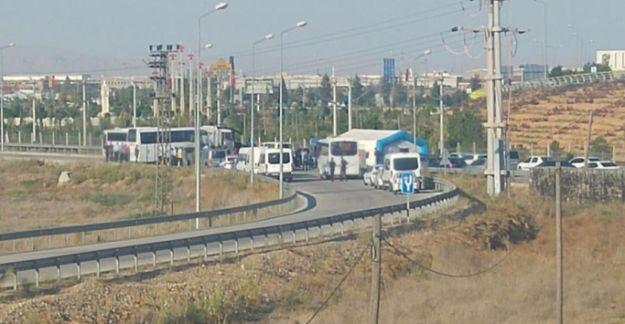Konya 3. Ana Jet Üssü'ne polis operasyonu